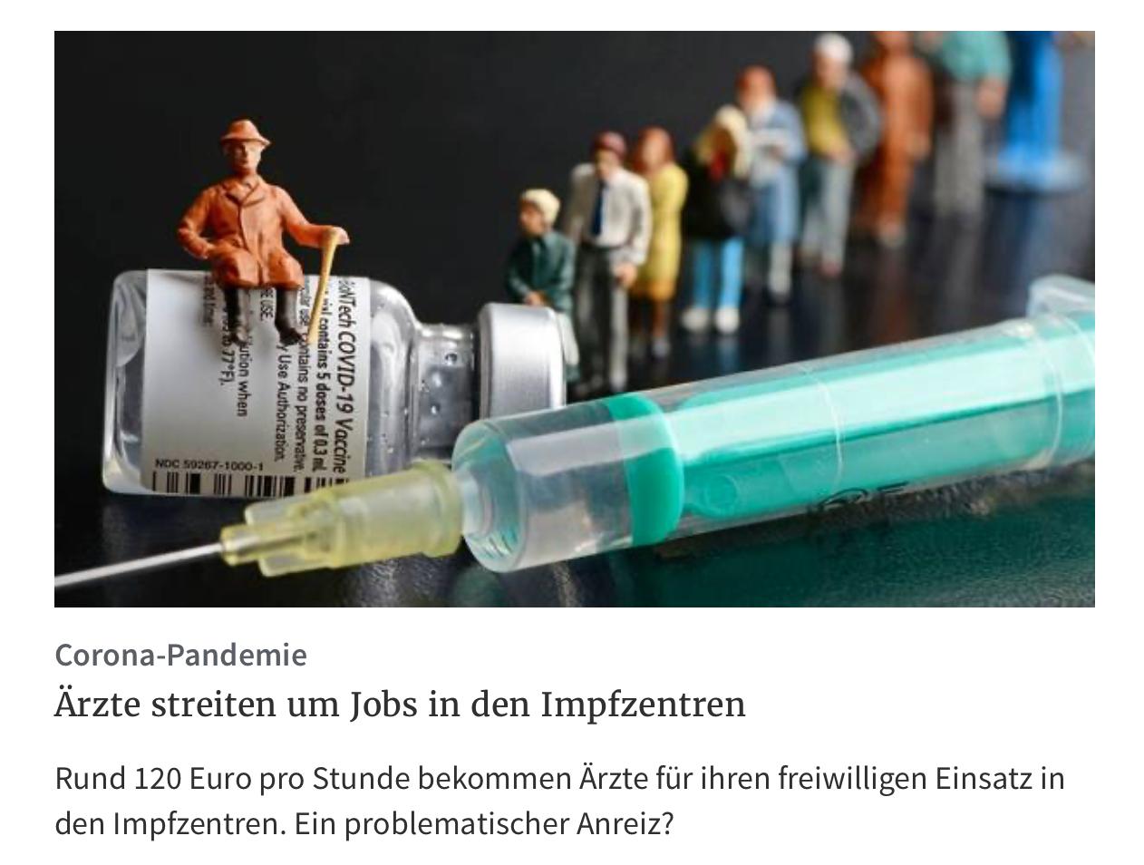 Saarbrücker Zeitung vom 5.02.21